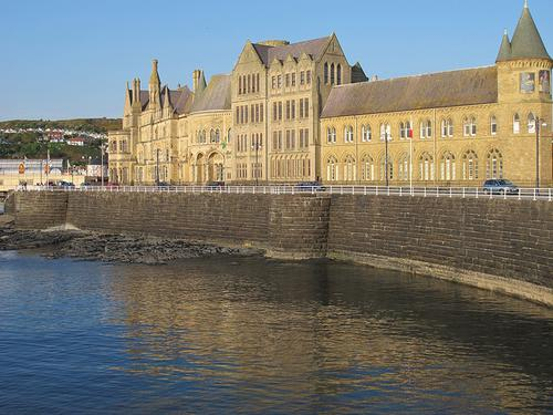 The Old College Aberystwyth, Wales