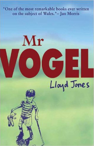 Cover of Mr Vogel