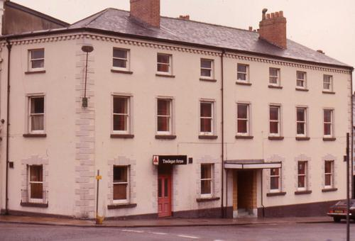 The Tredegar Arms Hotel, 1970