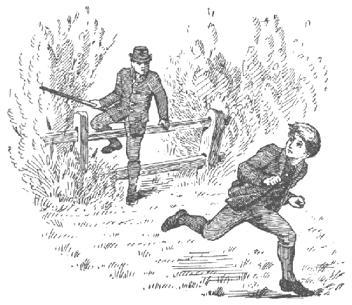 Illustration from Confessions of a Poacher
