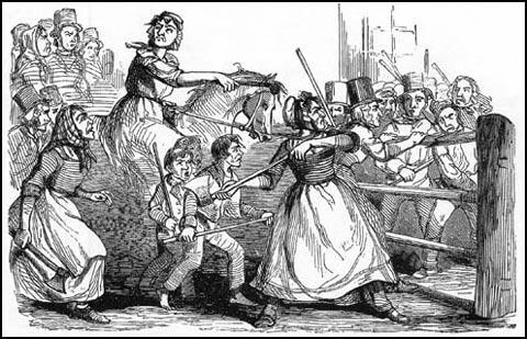 The Rebecca Rioters, Illustrated London News