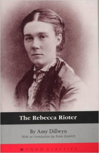 Cover of The Rebecca Rioter