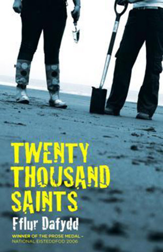 Cover of Twenty Thousand Saints